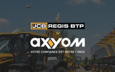 Au revoir REGIS BTP, AXYOM est arrivé !