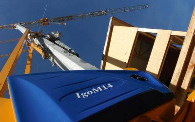 AXYOM accélère son partenariat avec Potain pour la distribution des GMA en Normandie !