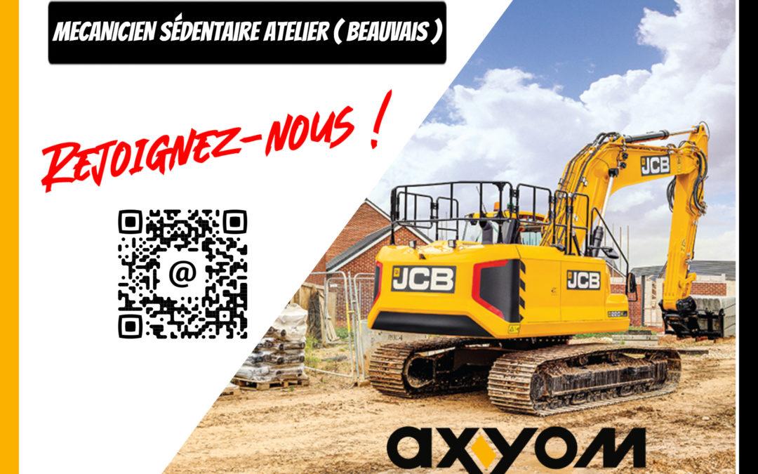 Technicien Atelier H/F Beauvais (60) – CDI